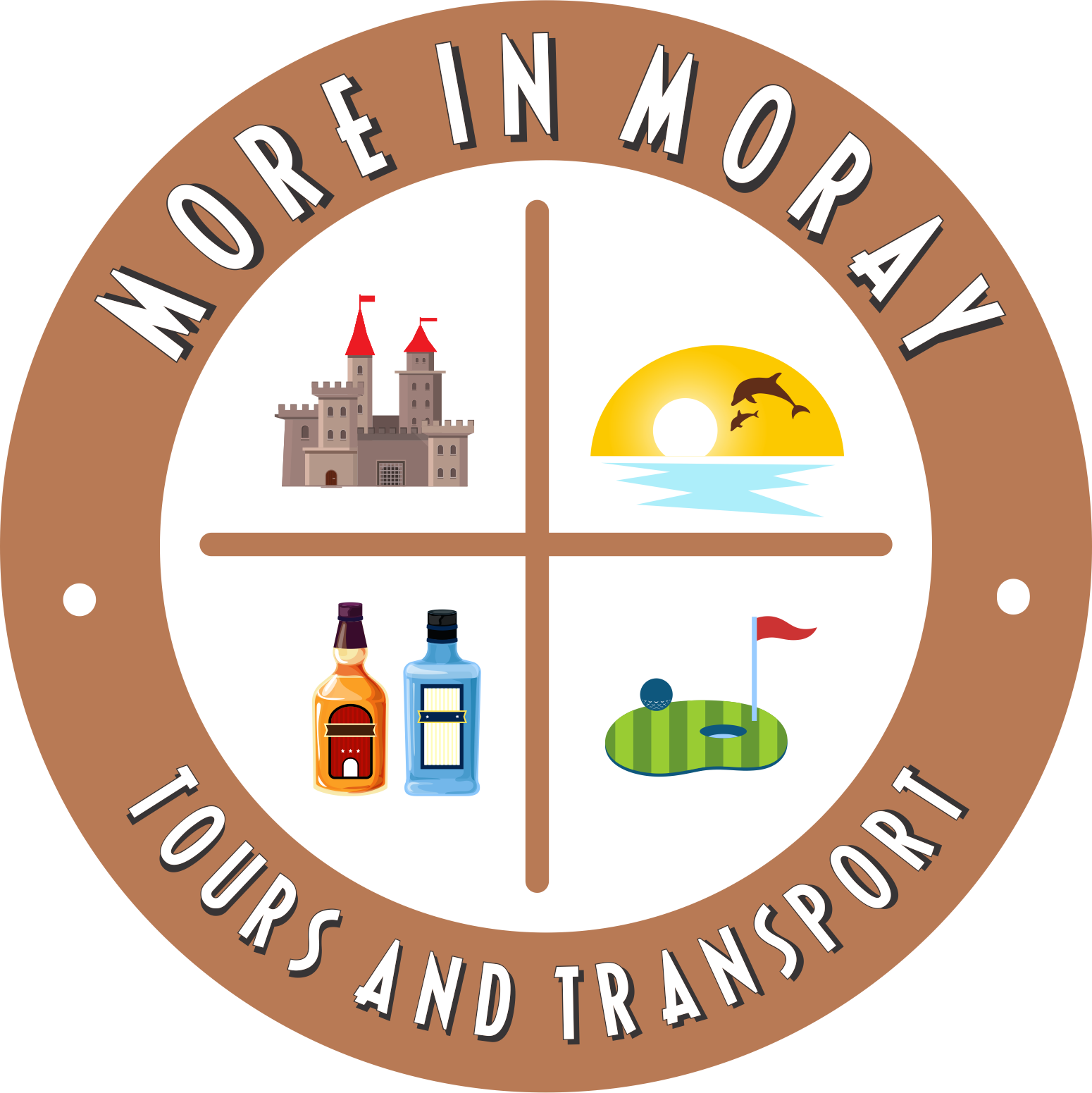 More in Moray Tours and Transport | Terms & conditions - More in Moray Tours and Transport